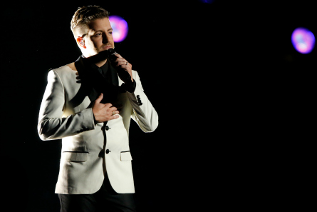 The Voice 11 finale-1, Billy Gilman
