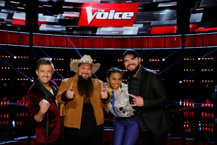 The Voice 11, Top 4 contestants