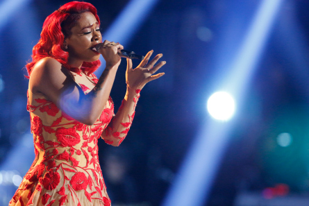 The Voice 11, Top 8 Ali Caldwell