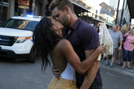 The Bachelor season 21, week 5, Nick and Rachel