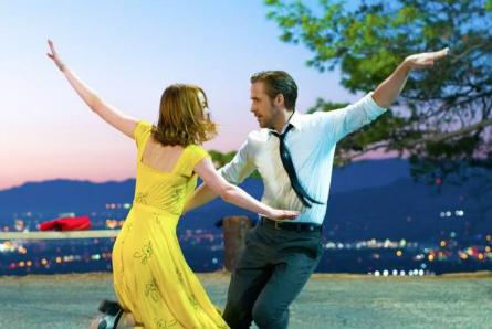 La La Land, Emma Stone, Ryan Gosling, bluffs