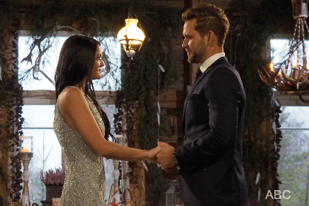 The Bachelor 21 finale, Nick, Raven
