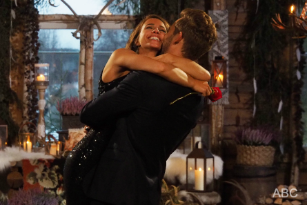 The Bachelor 21 finale, Nick, Vanessa