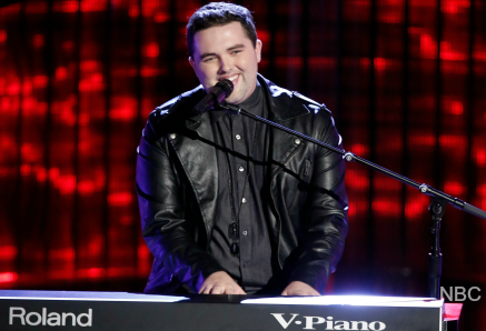 The Voice season 12 Blind Auditions, Jack Cassidy