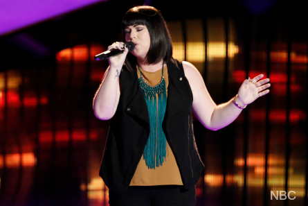 The Voice 12, blind auditions, Missy Robertson