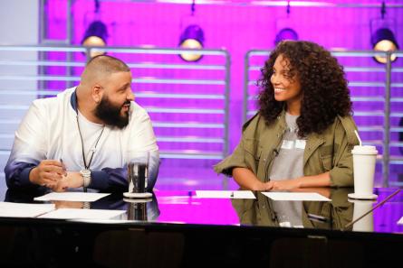 Voice 12 Battles, DJ Khaled, Alicia Keys