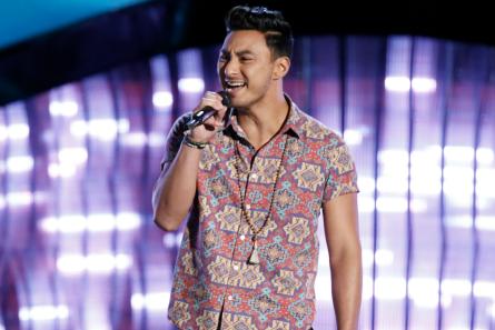 The Voice season 12, Julien Martinez