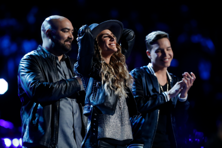 The Voice 12 Top 12 Results, Stephanie Rice