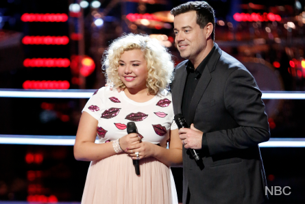 Voice 12 Knockouts steal, Aaliyah Rose
