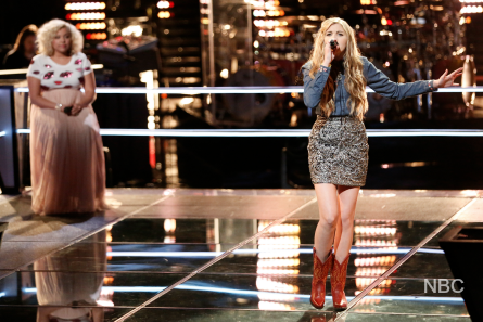 Voice 12 Knockouts, Aaliyah Rose vs. Brennley Brown