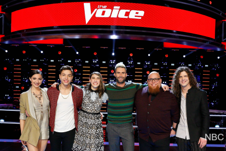 Voice 12 Knockouts Team Adam