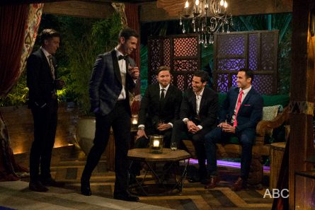 The Bachelorette 13, men