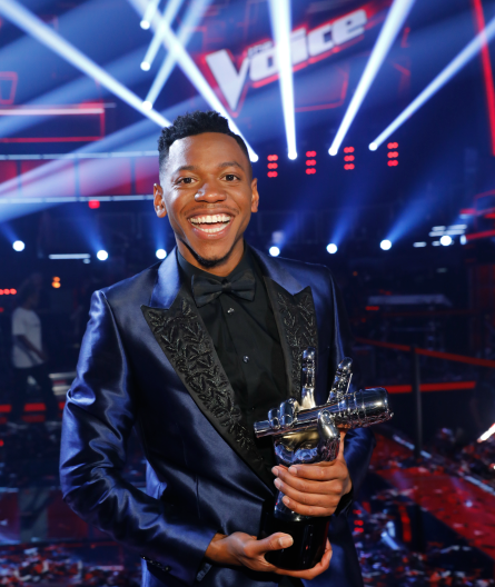 The Voice 12 finale, Chris Blue