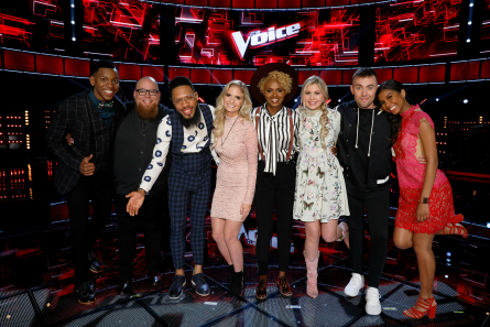The Voice 12 Top 10 Results Top 8