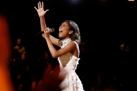 The Voice 12 Top 8, Aliyah Moulden