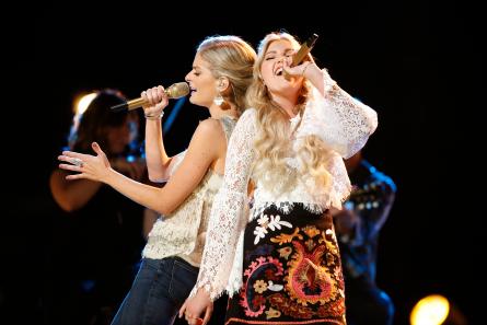The Voice 12 Top 8, Lauren Duski, Brennley Brown