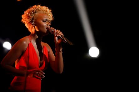 Voice 12 Top 8 eliminated Vanessa Ferguson