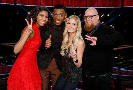 The Voice season 12 Top 4