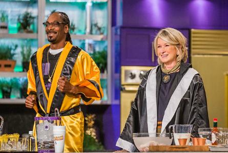 Martha & Snoop's Potluck Dinner Party, VH1