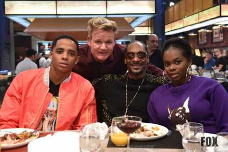 The F Word, Gordon Ramsay, Snoop Dogg