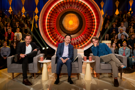 The Gong Show 2017 judges