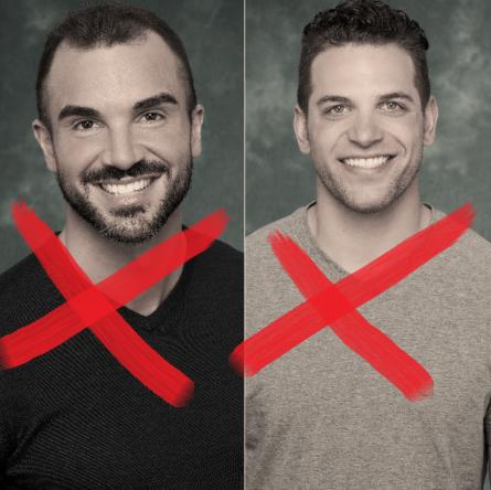 The Bachelorette 13 week 6, Matt and Adam