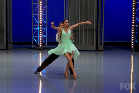 SYTYCD 14, The Academy, Kristina and Vasily