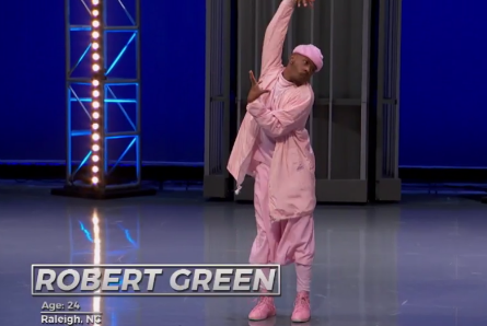SYTYCD 14, The Academy, Robert Green