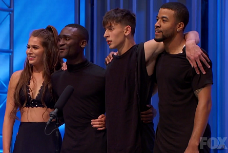 SYTYCD 14 Academy week 2, Alison Team cut