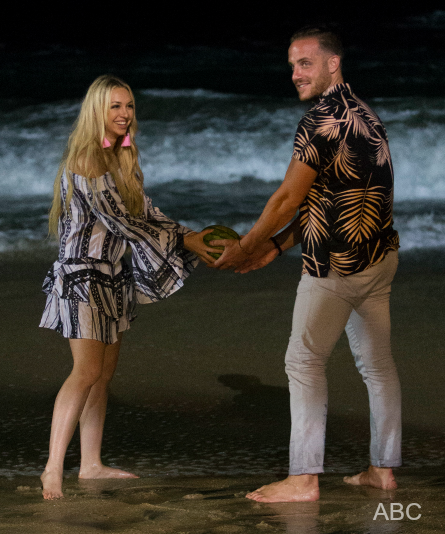 Bachelor in Paradise 4, Corrine and Vinny