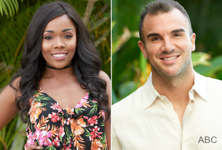 Bachelor in Paradise 4, Jasmine and Matt