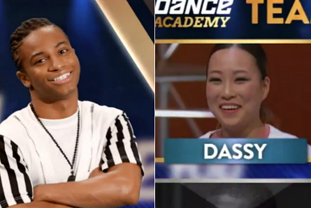 SYTYCD 14 Top 8 elimination Dassy Lee