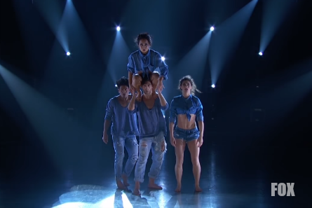 Sytycd 14 Top 7, Mark, Koine, Kiki, Taylor