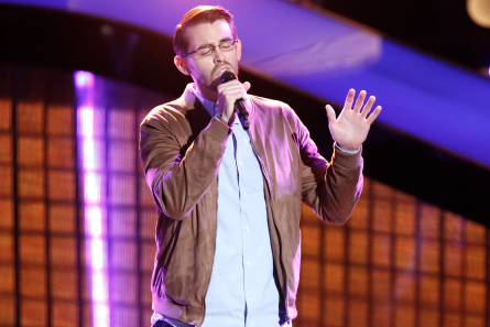 The Voice 13 Blind Auditions, Dylan Gerard