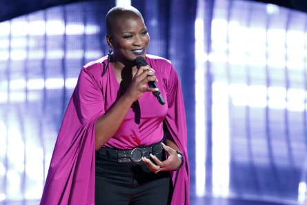 The Voice 13 Blind Auditions, Janice Freeman