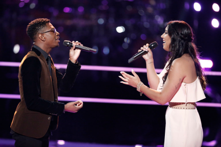 The Voice 13 Battles, Brandon vs. Hannah
