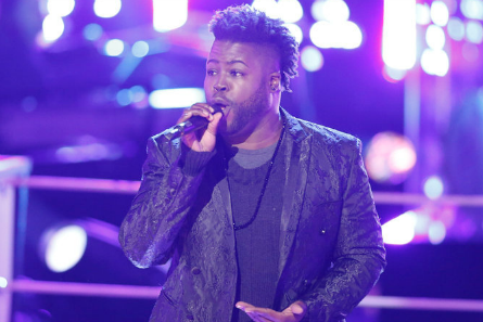 The Voice 13 Battle Rounds, Chris Weaver