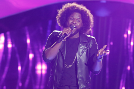 The Voice 13 Blind Auditions, Davon Fleming