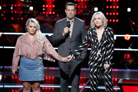 The Voice 13 Knockouts, Ashland vs. Chloe
