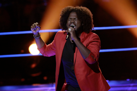 The Voice 13 Knockouts, Davon Fleming