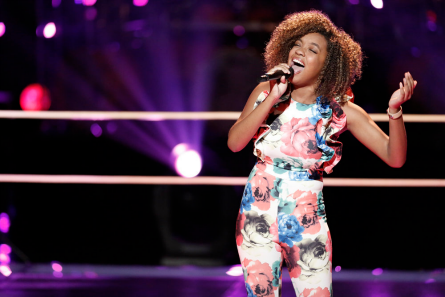The Voice 13 Knockouts, Shi'Ann Jones