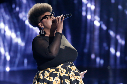 The Voice 13 Blind Auditions, Meagan McNeal