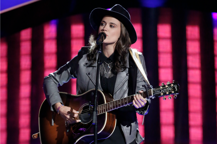 The Voice 13 Blind Auditions, Whitney Fenimore