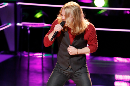 The Voice 13 Knockouts, Adam Pearce