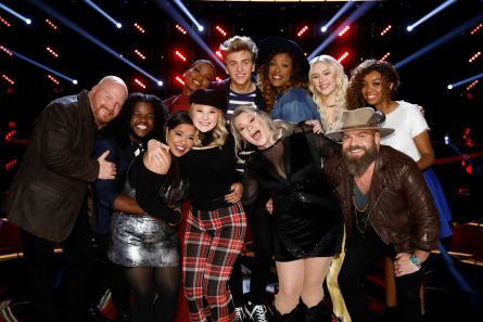 The Voice 13 Top 11