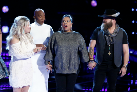 The Voice 13 Results Show, Team Miley
