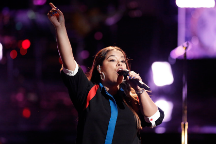 The Voice 13 Playoffs, Brooke Simpson, NBC