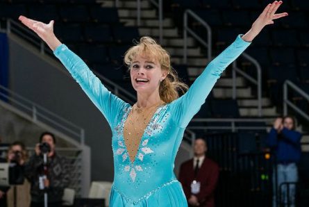 I Tonya, Margot Robbie as Tonya Harding