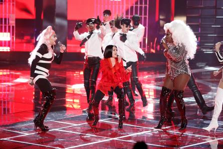 The Voice 13 finale, Chris Weaver, Jessie J