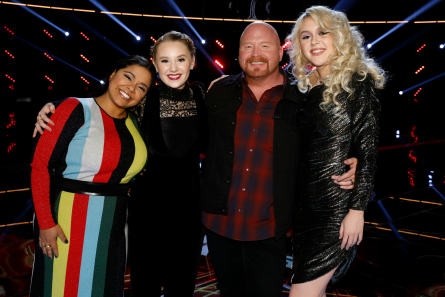 The Voice 13 Semi Finals Top 4